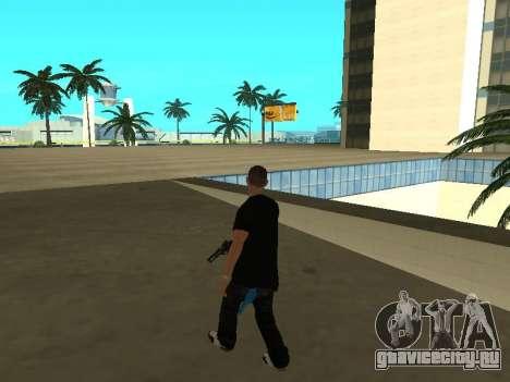 Black Rifa SkinPack для GTA San Andreas четвёртый скриншот