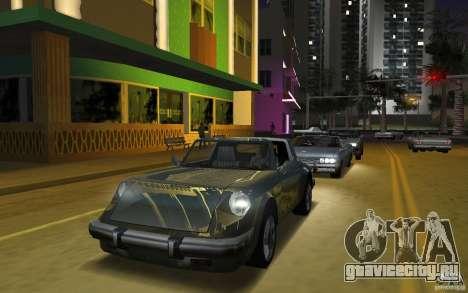 ENBSeries v1 for SA:MP для GTA San Andreas второй скриншот