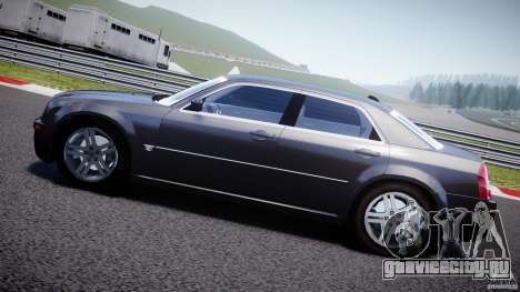 Chrysler 300C 2005 для GTA 4 вид слева