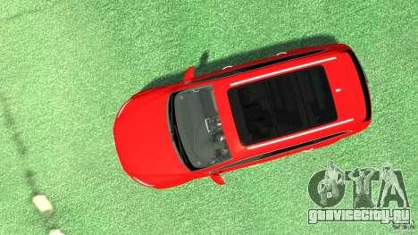 Audi Q7 v12 TDI для GTA 4 вид справа
