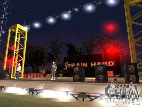 Концерт АК-47 для GTA San Andreas шестой скриншот