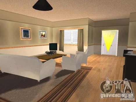 CJ Total House Remodel V 2.0 для GTA San Andreas седьмой скриншот