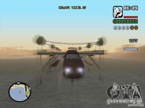 Остановка времени для GTA San Andreas