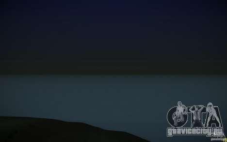 HD Вода v3.0 для GTA San Andreas четвёртый скриншот