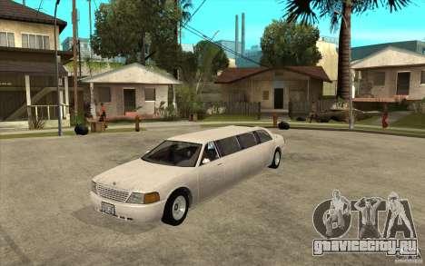 Stretch - GTA IV для GTA San Andreas