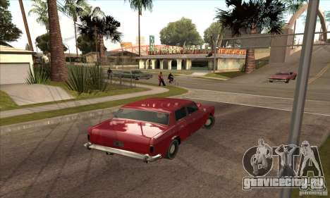 Enb Series HD v2 для GTA San Andreas третий скриншот