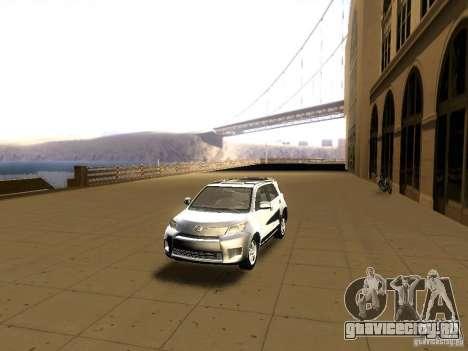 Scion xD для GTA San Andreas