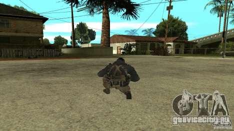 Soap для GTA San Andreas второй скриншот