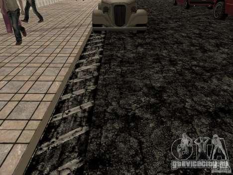 New roads in Las Venturas для GTA San Andreas пятый скриншот