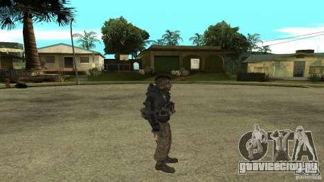 Soap для GTA San Andreas третий скриншот