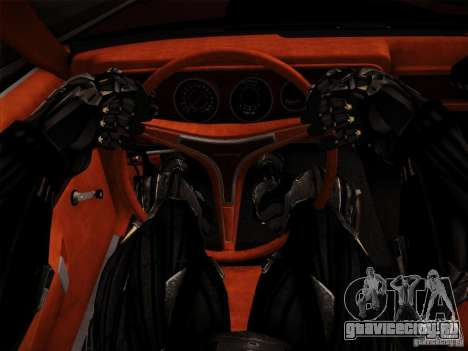 Crysis 2 Nano-Suit HD для GTA San Andreas четвёртый скриншот