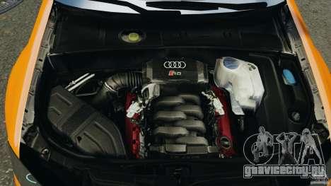 Audi RS4 EmreAKIN Edition для GTA 4 вид сбоку
