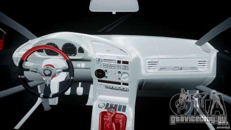 BMW E36 Alpina B8 для GTA 4 вид справа