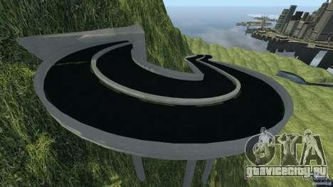 MG Downhill Map V1.0 [Beta] для GTA 4 третий скриншот