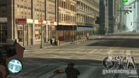 Contagium v1.2b для GTA 4 восьмой скриншот