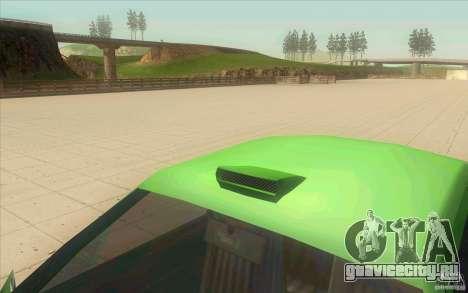Mad Drivers New Tuning Parts для GTA San Andreas четвёртый скриншот