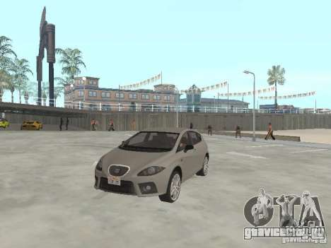 Seat Leon Cupra для GTA San Andreas