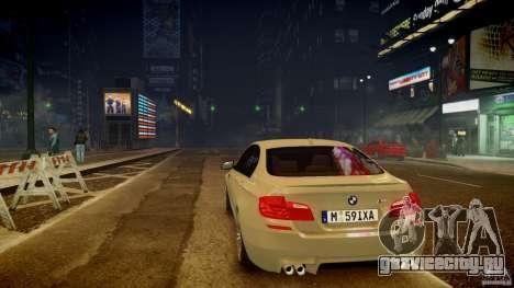ENBSeries specially for Skrilex для GTA 4 восьмой скриншот