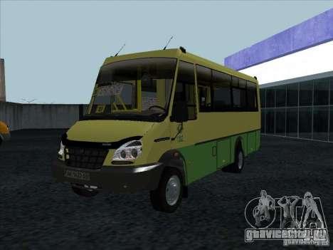 ГолАЗ 3207 для GTA San Andreas