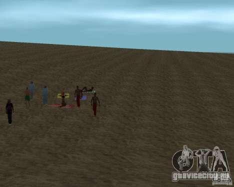 Новые текстуры VC для GTA UNITED для GTA San Andreas шестой скриншот