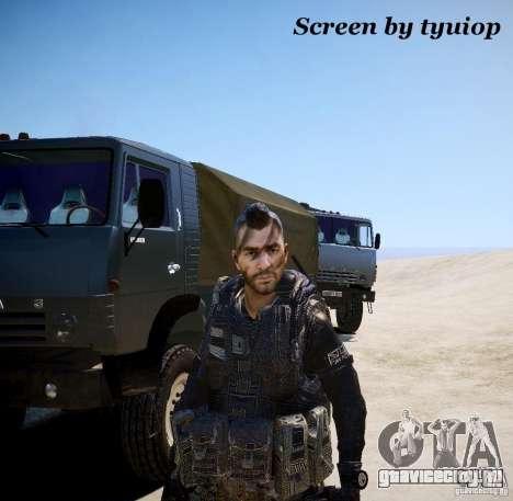 Modern Warfare 2 Soap для GTA 4