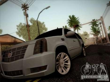 Cadillac Escalade ESV Platinum для GTA San Andreas