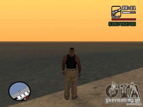 Saturn Mod для GTA San Andreas третий скриншот