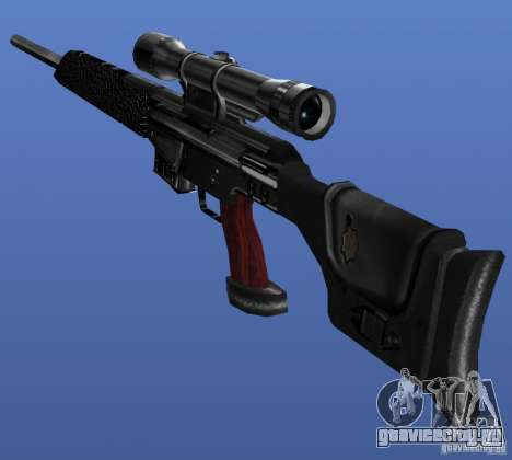 Weapons Retex для GTA 4