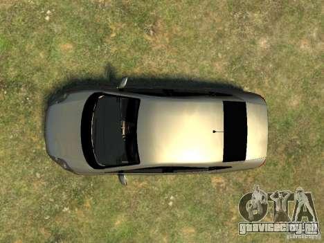 Fiat Linea для GTA 4 вид справа