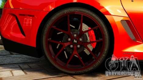 Ferrari 599 GTO 2011 для GTA 4 вид сбоку