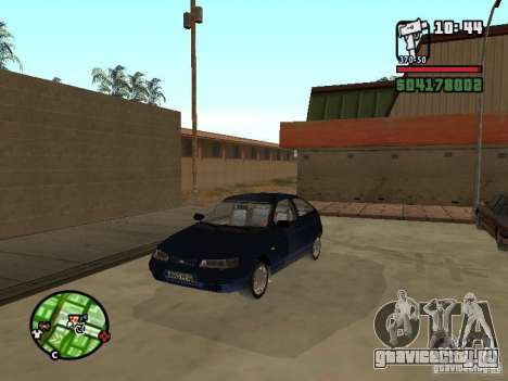 ВАЗ 21124 Купе для GTA San Andreas