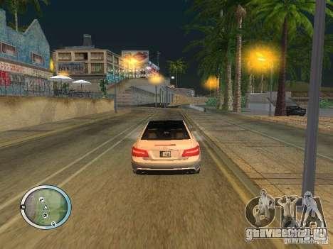 NEW GTA IV HUD 3 для GTA San Andreas четвёртый скриншот