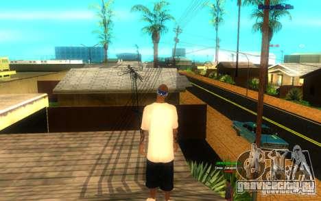 Новые текстуры района El Corona для GTA San Andreas второй скриншот