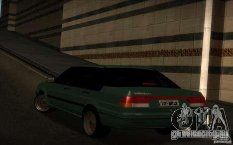 Ford Versailles 1992 для GTA San Andreas вид слева