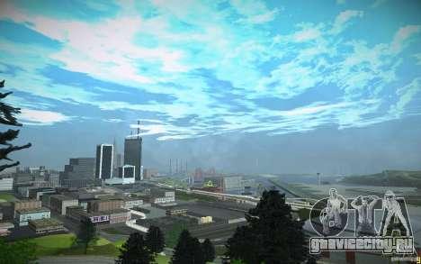 Timecyc для GTA San Andreas восьмой скриншот