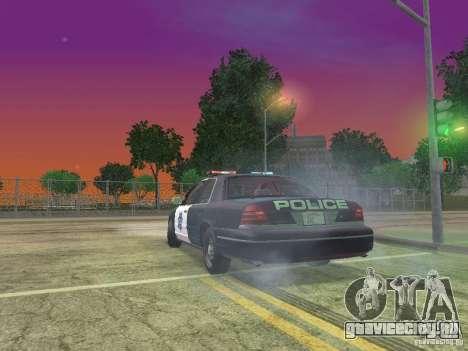 LowEND PCs ENB Config для GTA San Andreas второй скриншот