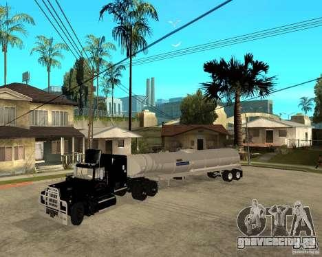 Rubber Duck Mack для GTA San Andreas