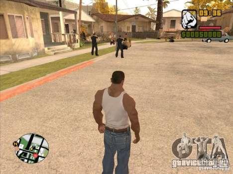 Call the Police для GTA San Andreas пятый скриншот