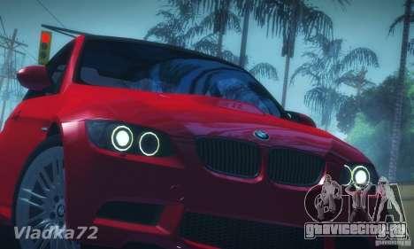 BMW E92 v2 Updated для GTA San Andreas