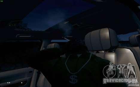 Реалистичная сигарета для GTA San Andreas шестой скриншот