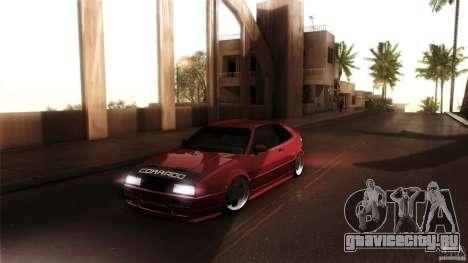 Volkswagen Corrado VAG для GTA San Andreas вид справа