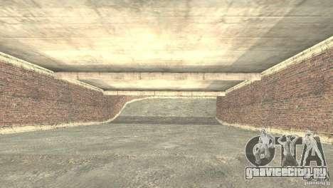 San Fierro Police Station 1.0 для GTA San Andreas третий скриншот
