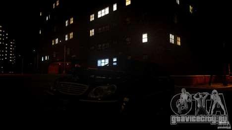 TRIColore ENBSeries Final для GTA 4 одинадцатый скриншот
