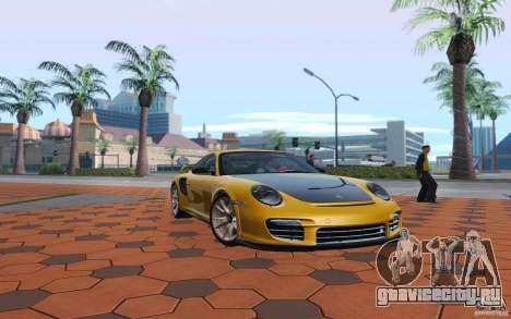 Advanced Graphic Mod 1.0 для GTA San Andreas