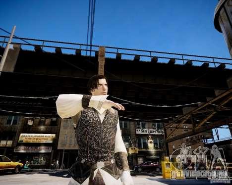 Assasins Creed 2 Young Ezio для GTA 4 второй скриншот