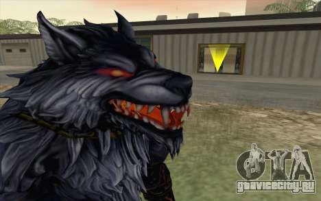 Werewolf Transformation V1.0 для GTA San Andreas третий скриншот