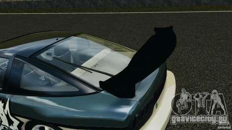 Nissan 240SX Time Attack для GTA 4 двигатель