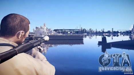 New RPG для GTA 4 второй скриншот