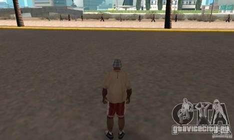Nike Shoes для GTA San Andreas третий скриншот