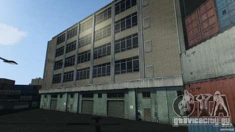 Tokyo Docks Drift для GTA 4 десятый скриншот